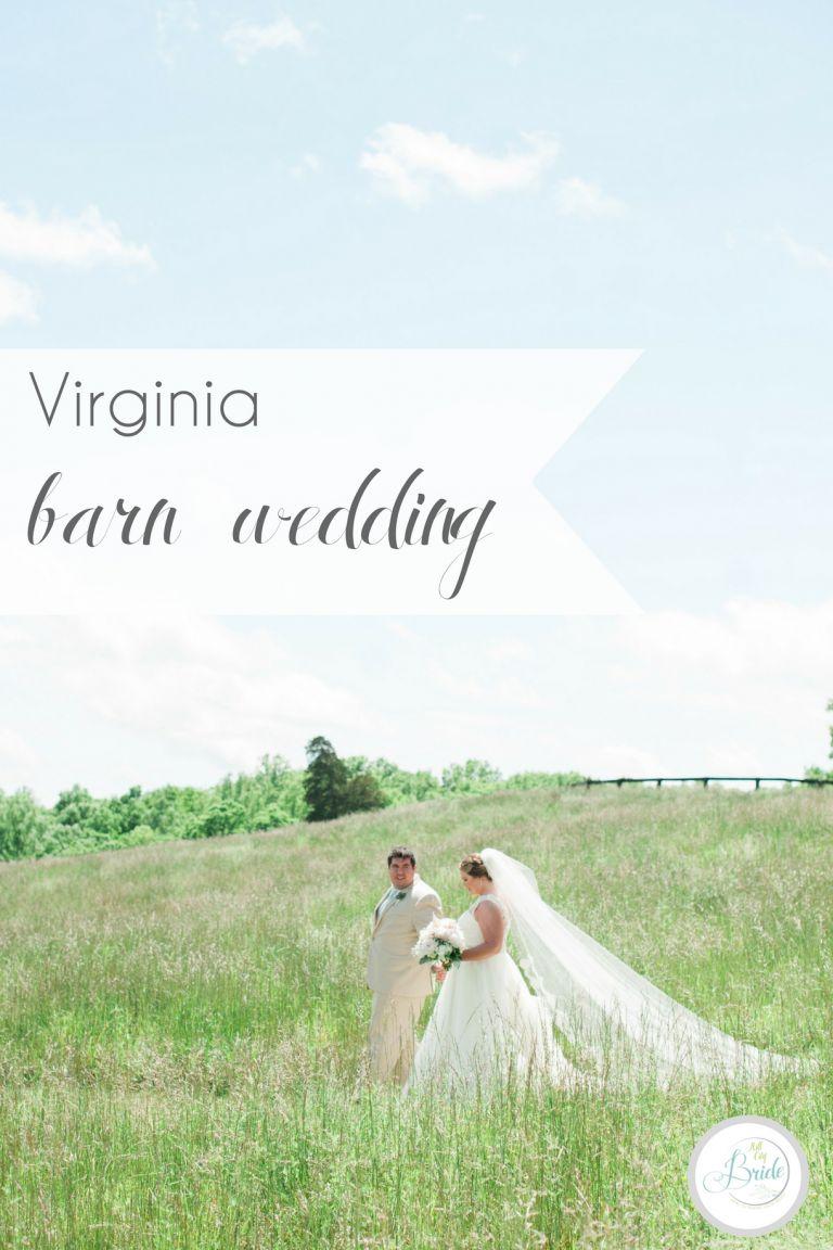 Virginia Barn Wedding as seen on Hill City Bride Wedding blog by Michelle Renee Photography