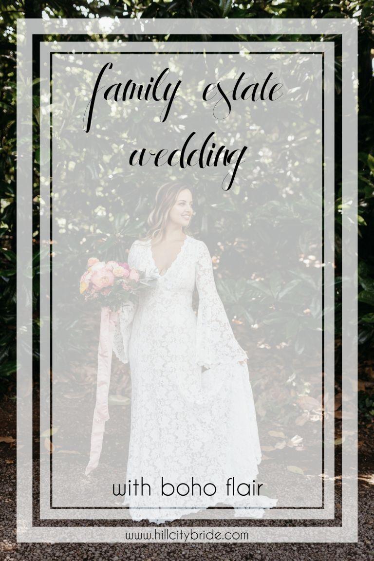 Boho Chic Wedding Dresses   Rustic Bohemian Wedding Theme   Hill City Bride Virginia Weddings