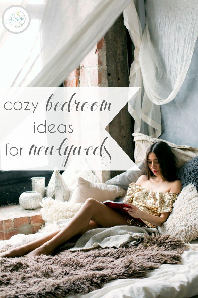Cozy Bedroom Ideas for Newlyweds | Hill City Bride Virginia Wedding Blog with Tomorrow Sleep