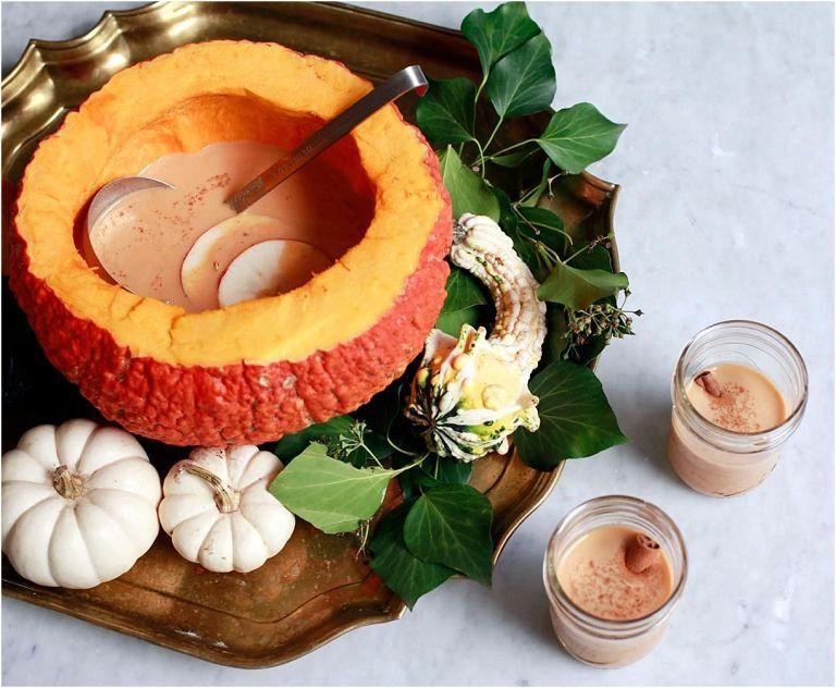 Harvest Thanksgiving Pumpkin Ideas as seen on Hill City Bride Wedding Blog