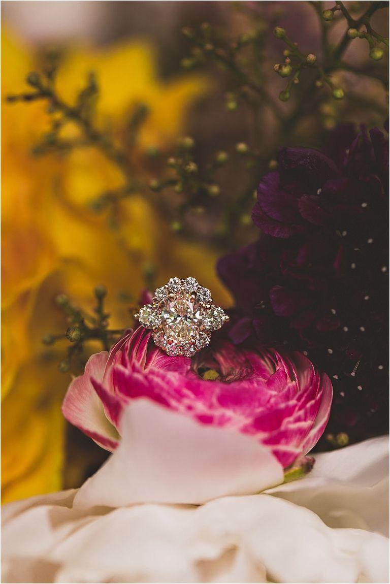 Navy Blue Wedding Color Schemes | Hill City Bride Virginia Blog Diamond Engagement Ring