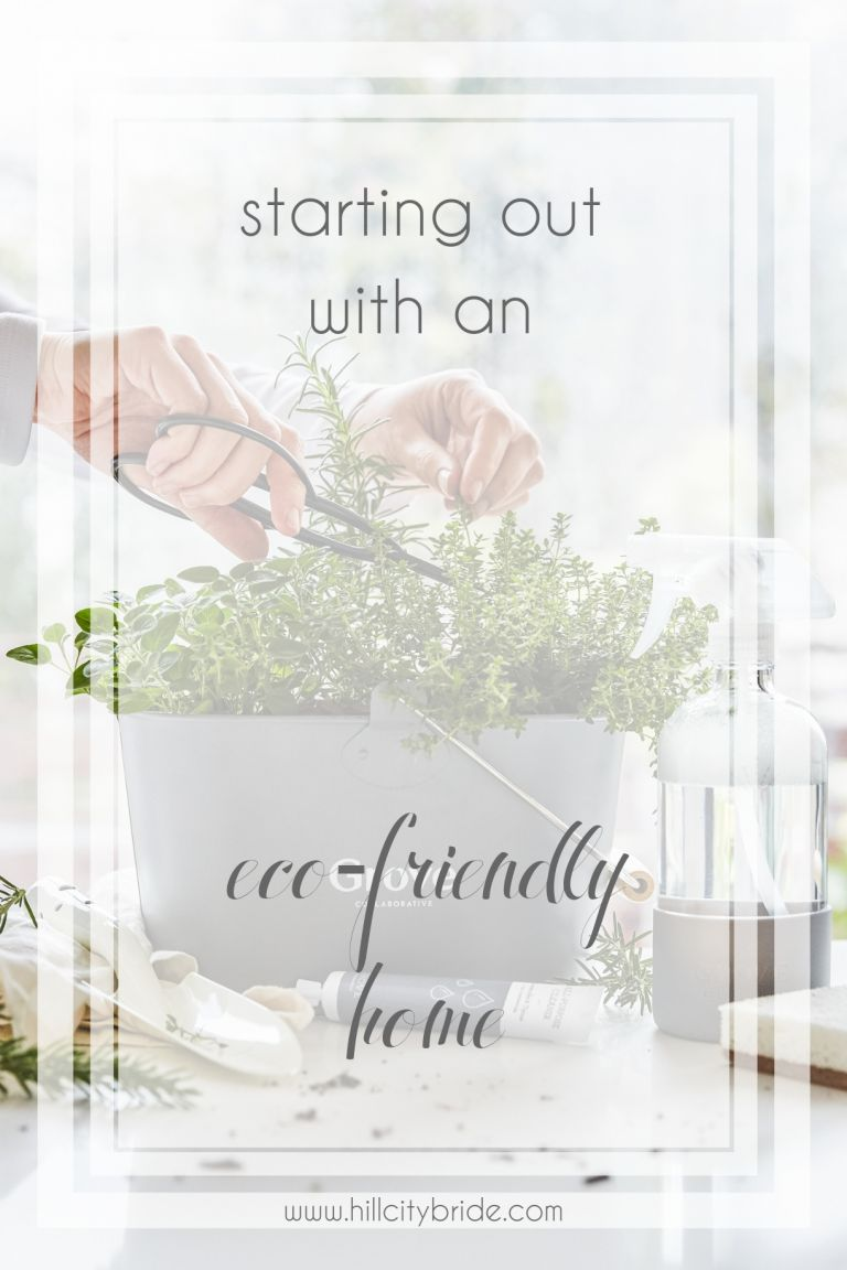 Eco-friendly Home Tips | Grove Collaborative | Hill City Bride Virginia Wedding Blog Newlyweds