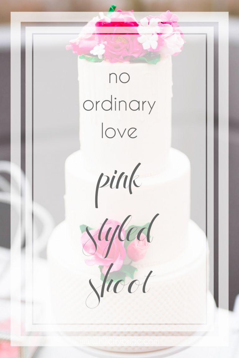 No Ordinary Love in Pink Styled Shoot   Hill City Bride Virginia Wedding Blog