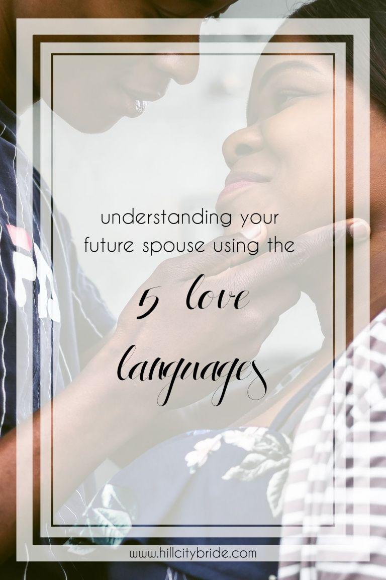 The 5 Love Languages The Secret to Love That Lasts | 5 Love Languages Quiz Free | Hill City Bride