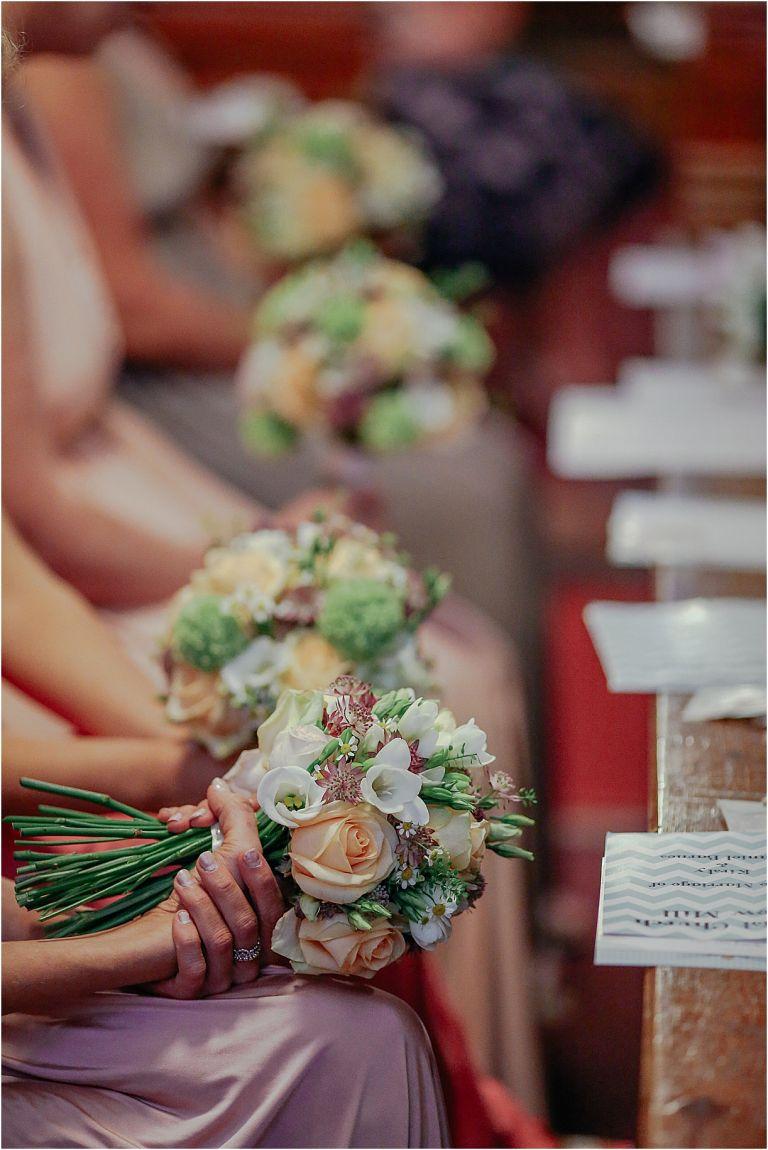 Beautiful Wedding Videos | Hill City Bride Virginia Weddings Blog Bridesmaids Bouquet