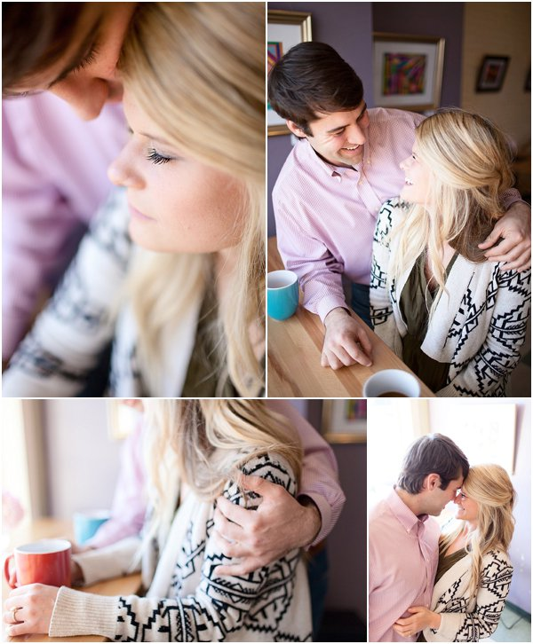 Lynchburg Engagement Session