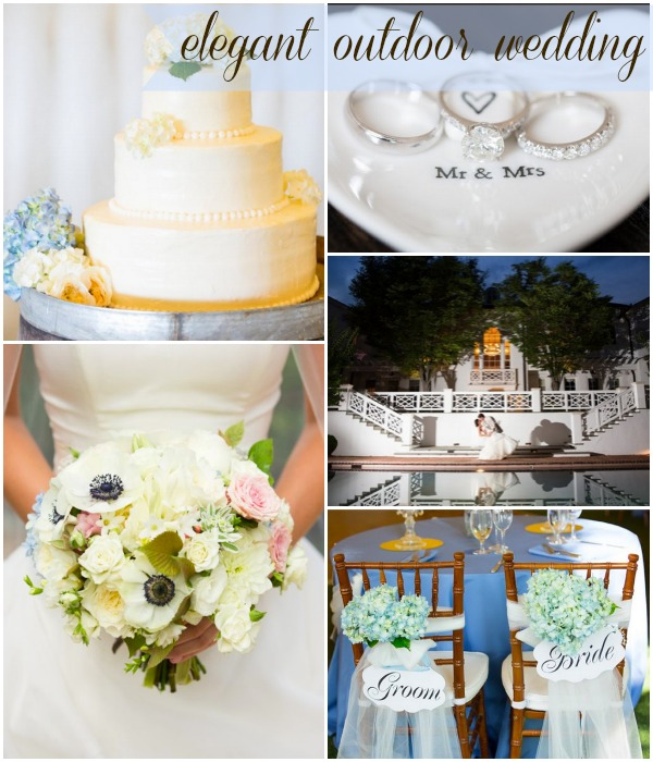 Keswick Hall Wedding by Aaron Watson Photography as seen on Hill City Bride