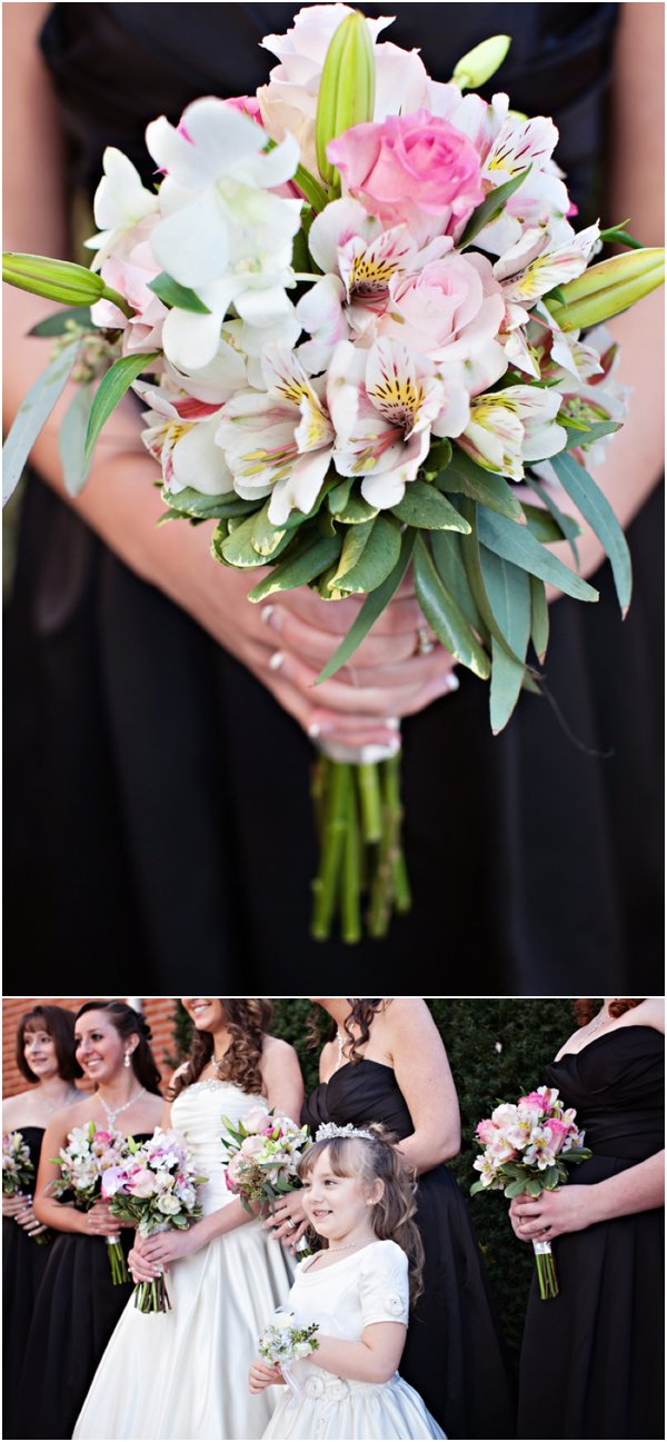 Megan Vaughan Photography - Hill City Bride - Bouquet