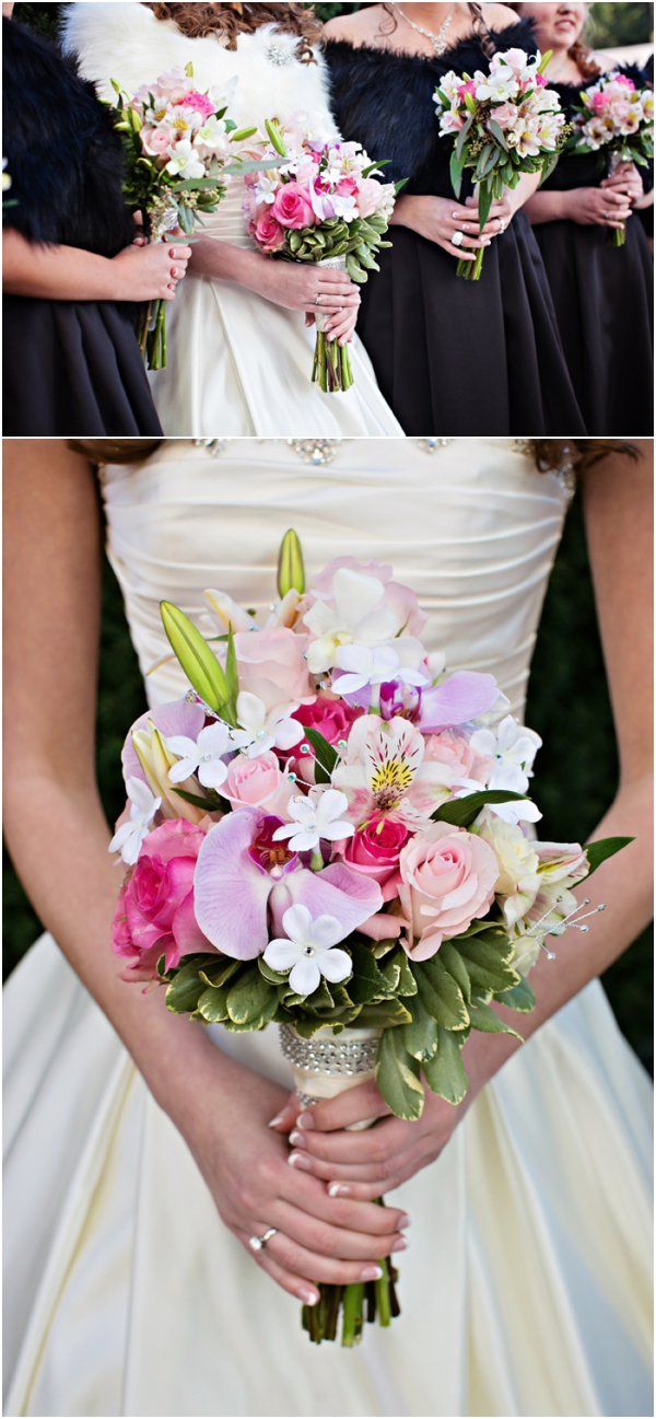 Megan Vaughan Photography - Hill City Bride - Wedding Flowers
