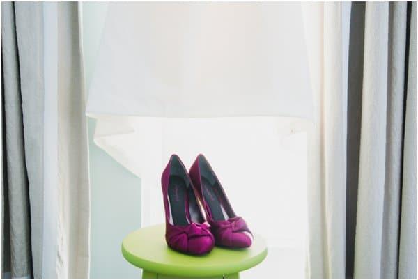 Chris Malpass - Hill City Bride - Shoes