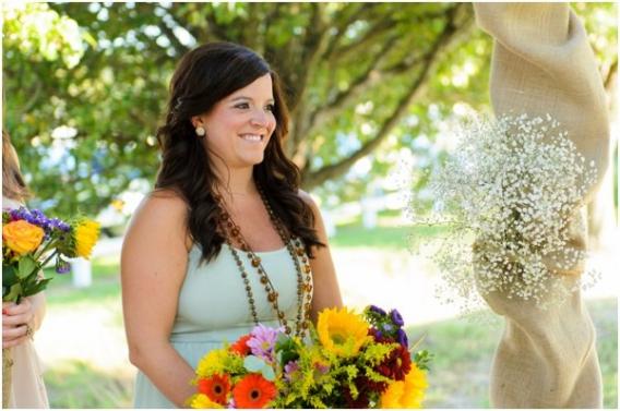 Hill City Bride - Elizabeth Henson - Bridesmaid