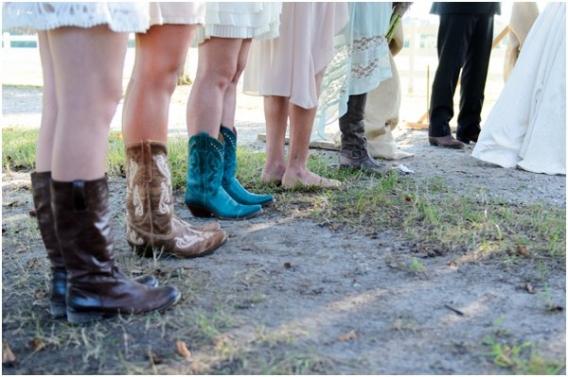 Hill City Bride - Elizabeth Henson - Cowgirl Boots