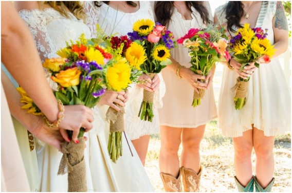 Hill City Bride - Elizabeth Henson - Wedding Bouquet