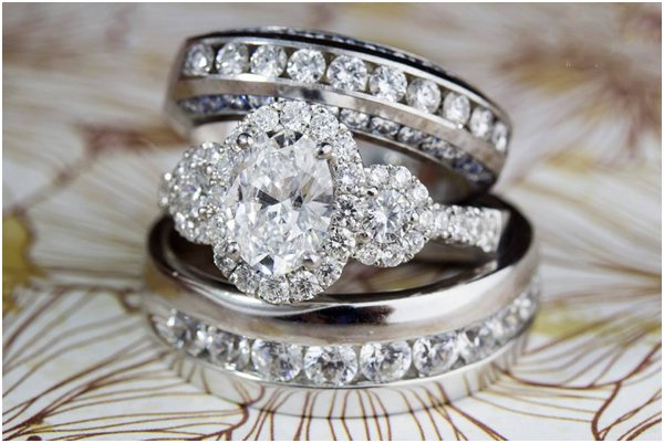Diamonds | Bowen Jewelry Company | Michelline Hall | as seen on Hill City Bride