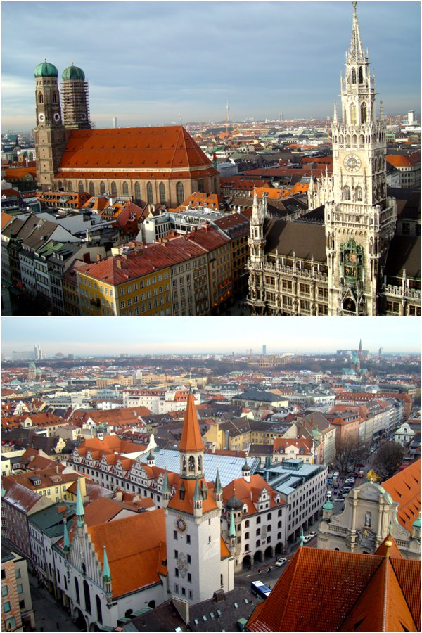 Munich, Germany | as seen on Hill City Bride