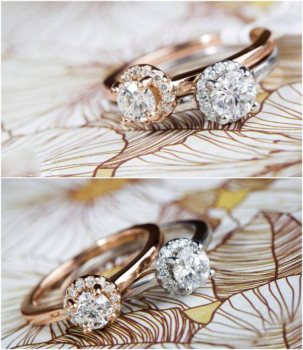 Rings | Bowen Jewelry Company | Michelline Hall | as seen on Hill City Bride