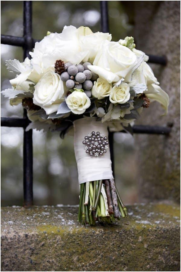 Bridal Bouquet by Matthew Douglas as seen on Hill City Bride