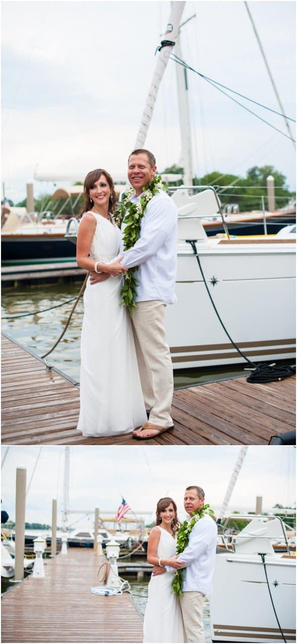 Virginia Waterside Wedding Roy Amp Adell 187 Hill City Bride Virginia Wedding Blog