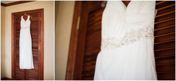 Wedding Gown by Laura Matthews Photography as seen on Hill City Bride