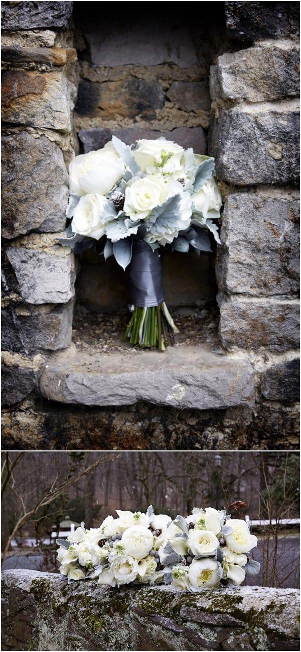 Winter Wedding by Matthew Douglas as seen on Hill City Bride