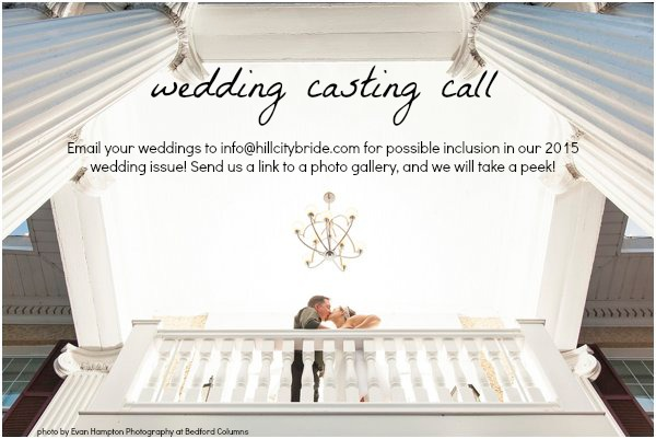 Wedding Casting Call