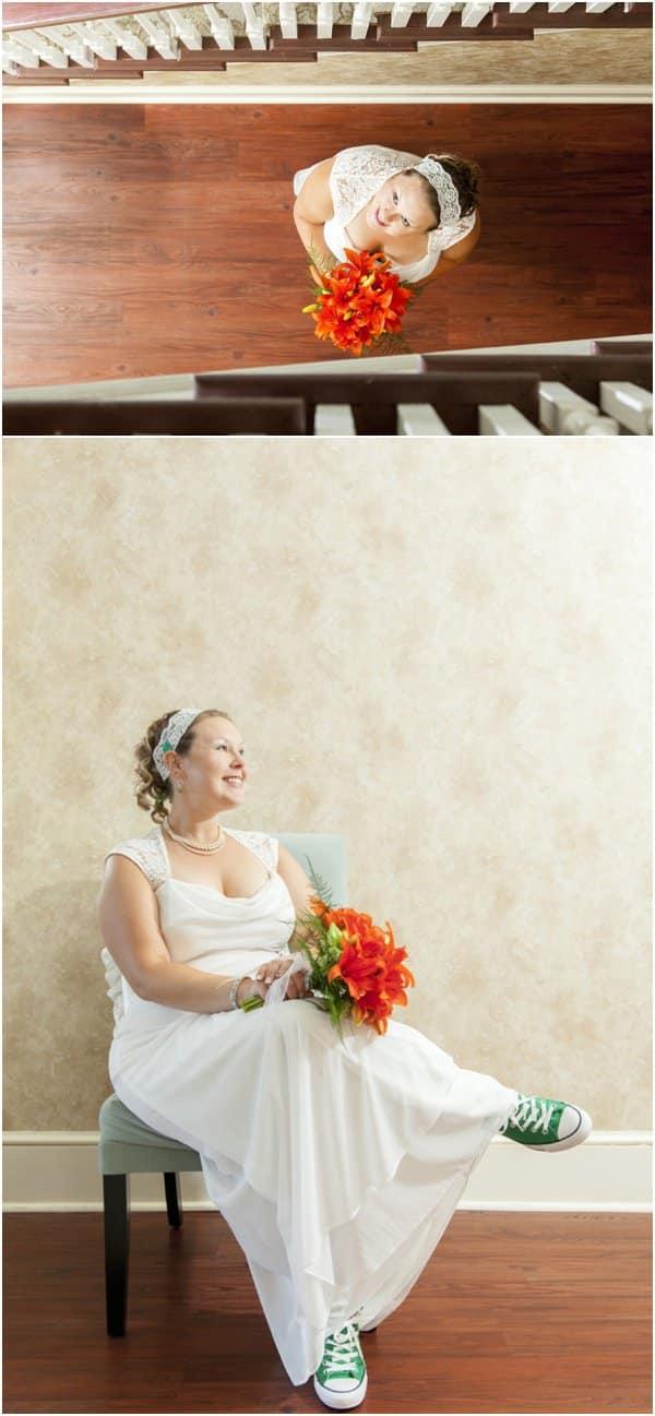 Bride by Evan Hampton Photography as seen on Hill City Bride