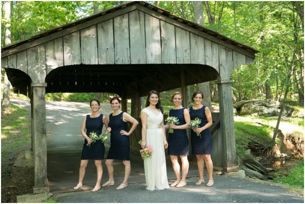 Bridesmaids by Roman Grimev as seen on Hill City Bride