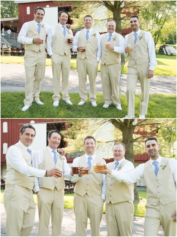 Groomsmen by Roman Grimev as seen on Hill City Bride