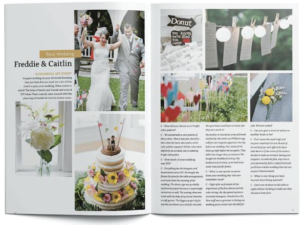 Clutch 2014 Magazine Spread