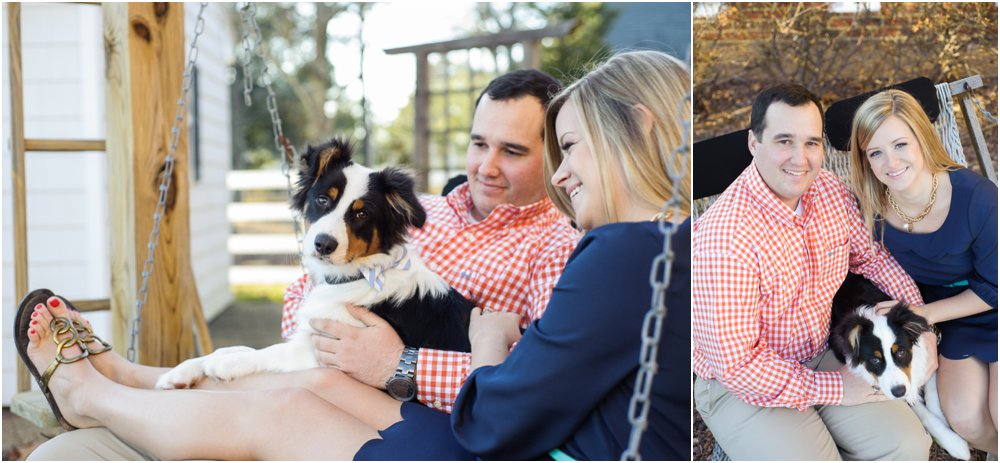 Engagement by Fowler Studios as seen on Hill City Bride