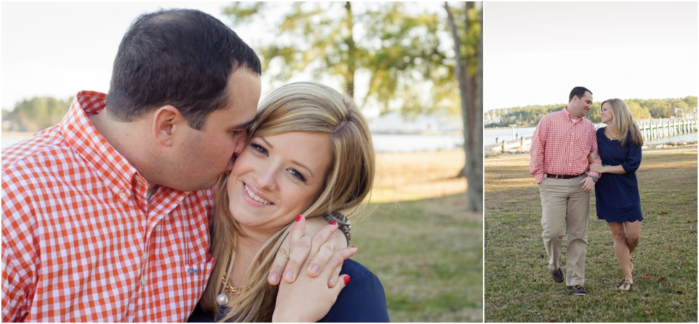 Virginia Engagement Session by Fowler Studios as seen on Hill City Bride