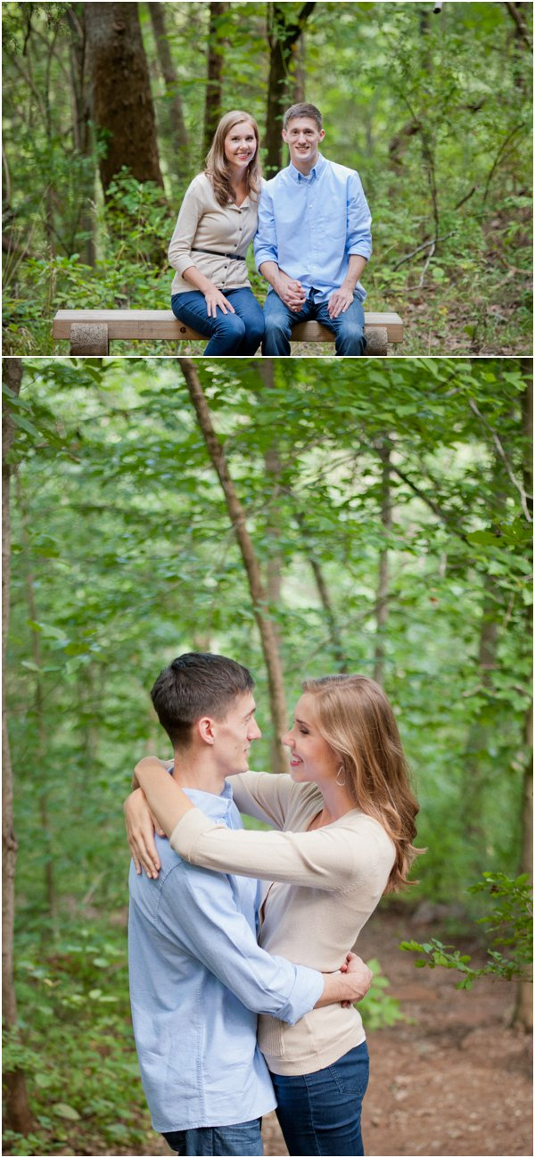 E-session by Jane Bradley Photography as seen on Hill City Bride