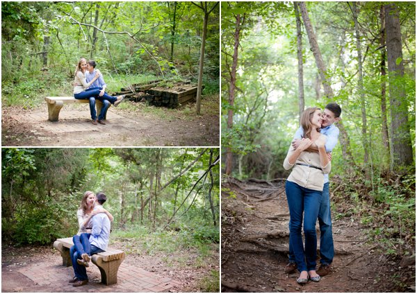 Engagement Session by Jane Bradley Photography as seen on Hill City Bride