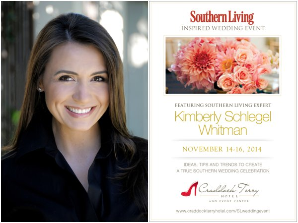 Southern Living Wedding Event