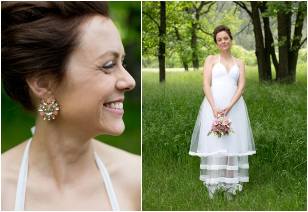Bride by Cadey Reisner Weddings as seen on Hill City Bride