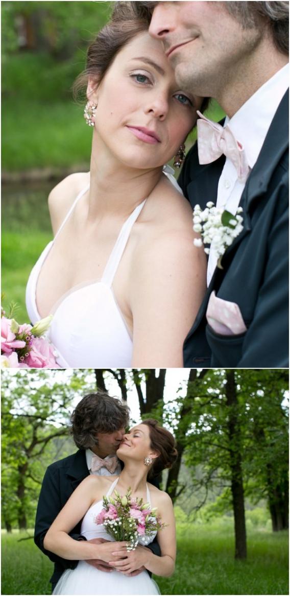 Cadey Reisner Weddings as seen on Hill City Bride - Newlyweds