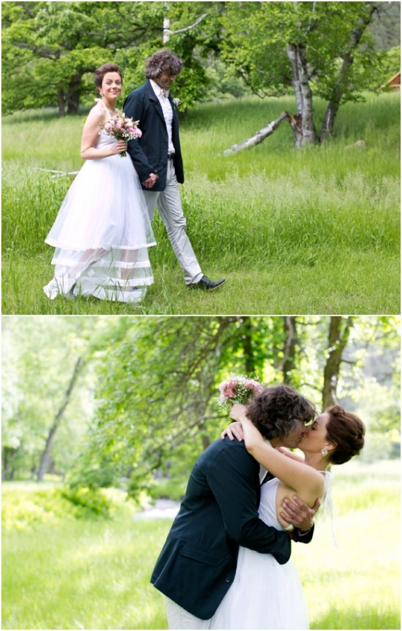 Cadey Reisner Weddings as seen on Hill City Bride - South Dakota Couple