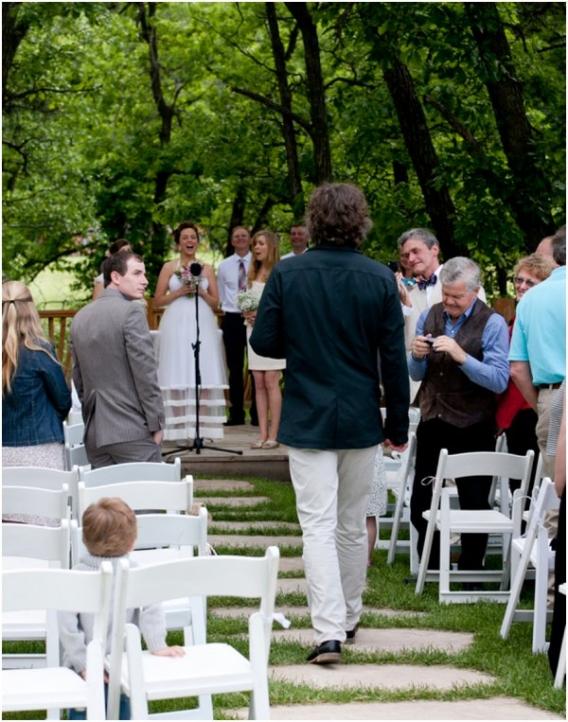 Cadey Reisner Weddings as seen on Hill City Bride - Wedding