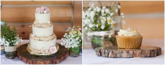 Dessert Table by Cadey Reisner Weddings as seen on Hill City Bride