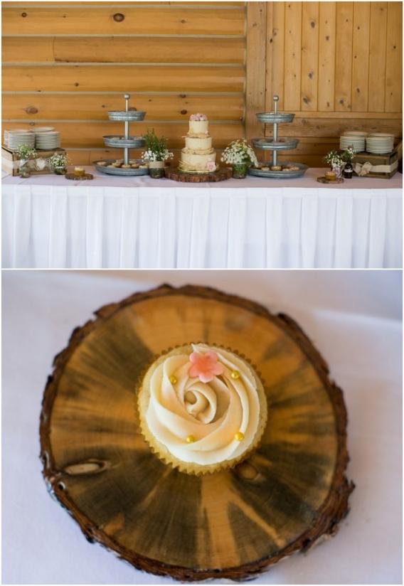 Desserts by Cadey Reisner Weddings as seen on Hill City Bride