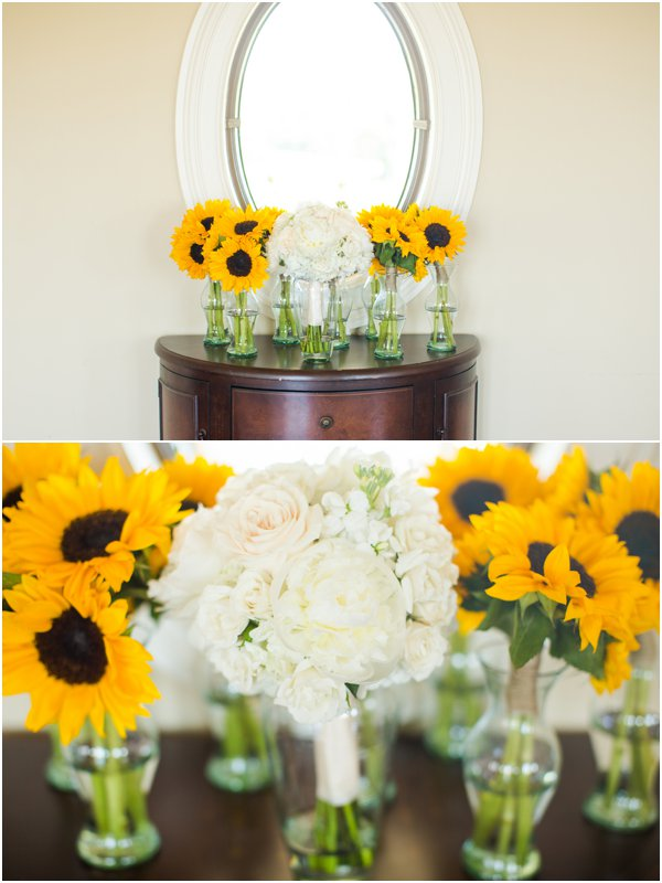 Flowers by Allison Maxwell Photography as seen on Hill City Bride