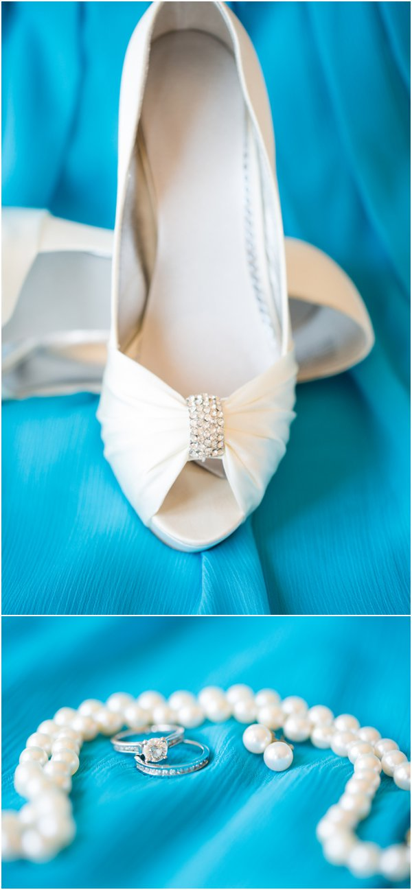 Wedding Shoes by Allison Maxwell Photography as seen on Hill City Bride