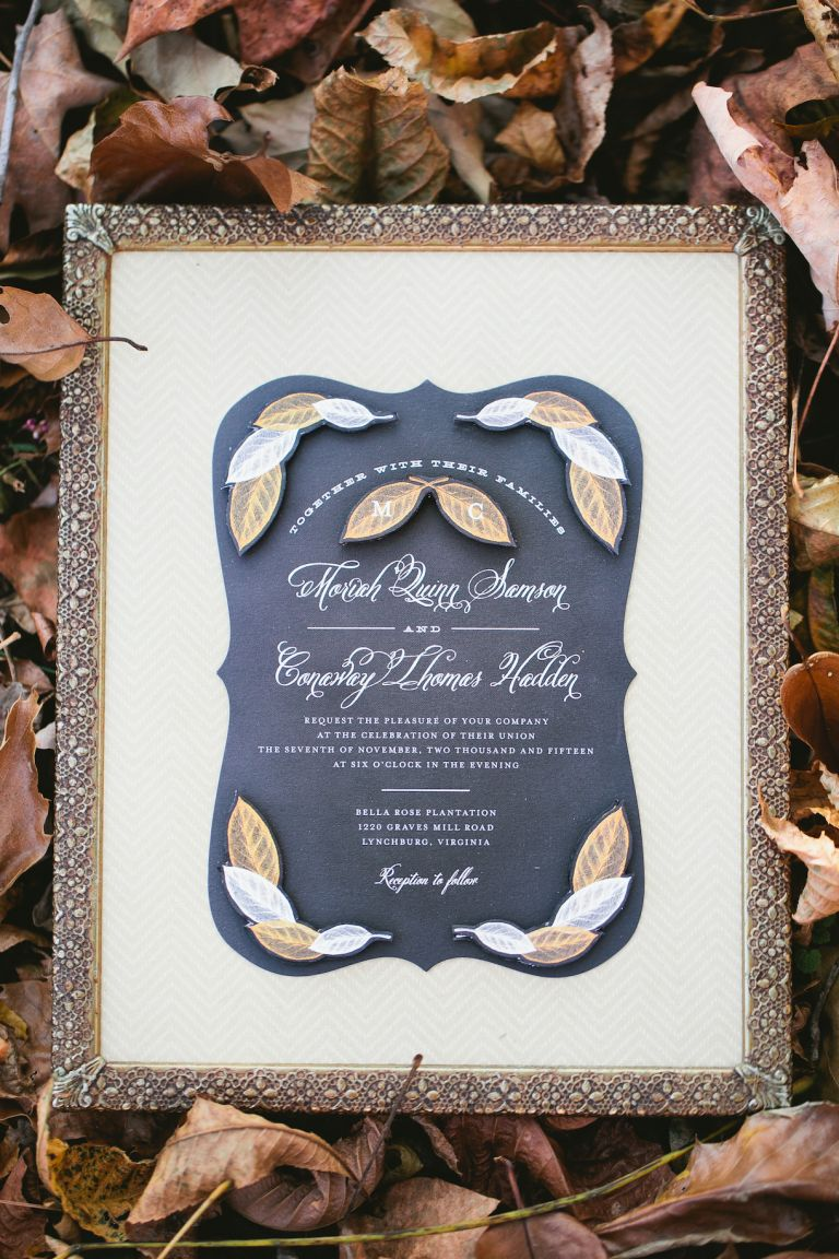 What to Do with Wedding Cards | Framed Wedding Invitation Keepsake