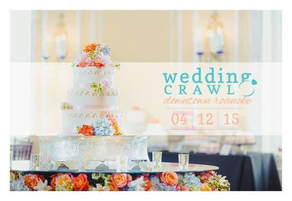 Wedding Crawl in Roanoke