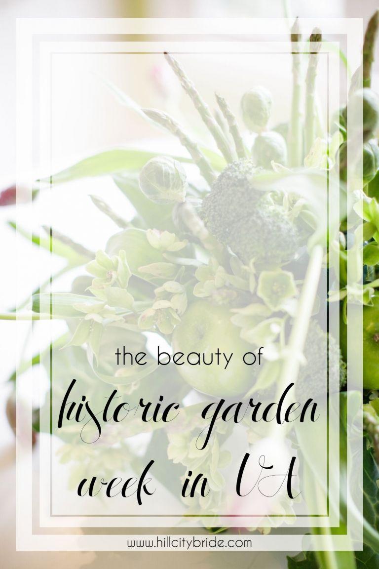 Historic Garden Week in Virginia   Lynchburg Garden Day   Roanoke Garden Day