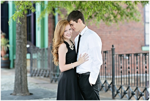 Lynchburg Engagement by Megan Vaughan as seen on Hill City Bride 1