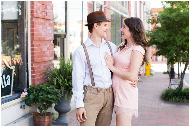 Heirloom Engagement by Ashley Nicole as seen on Hill City Bride 1