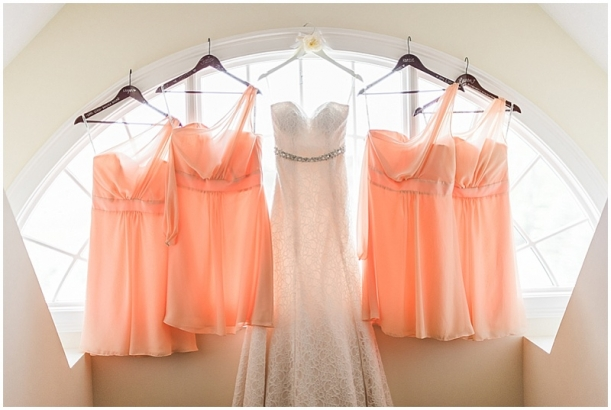 Blush Wedding by Melissa Durham as seen on Hill City Bride 1