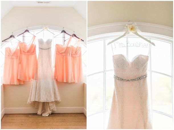Blush Wedding by Melissa Durham as seen on Hill City Bride 2