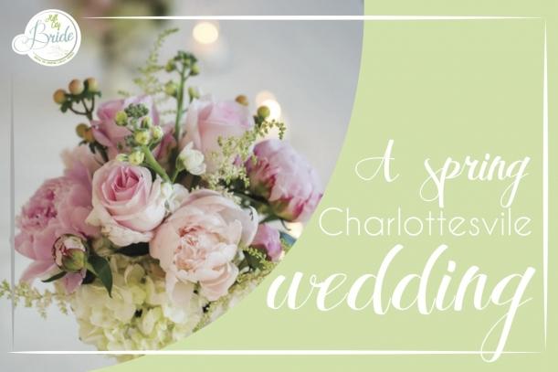 Spring Cville Wedding